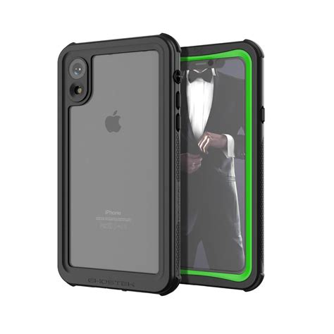 iphone xr ghostek nautical series for iphone xr rugged heavy dut