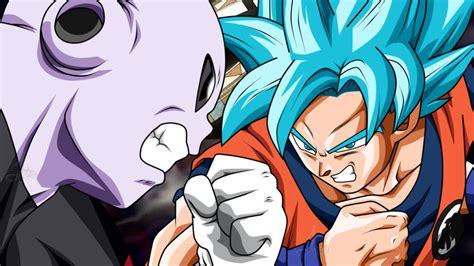 Imagenes Goku Vs Jiren | dragon ball super cap 109 goku vs jiren previo