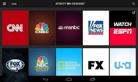 tv comcast comcast xfinity tv go app is 35 channels on android and ios