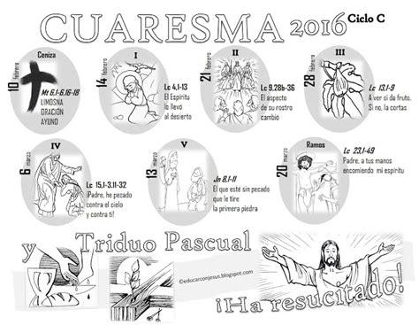Calendario A C La Catequesis El De Calendarios Y Caminos