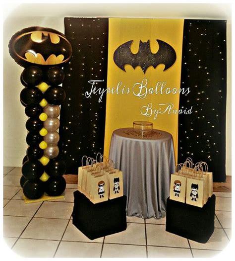batman centerpieces ideas batman decoration jeyrelis balloons batman decoration and batman decorations