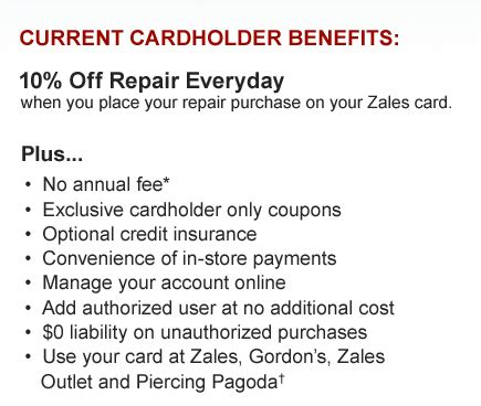 Zales Gift Card Discount - zales credit card no and low interest credit card account special credit card