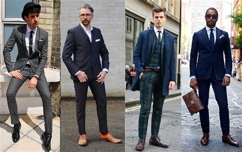Kemeja Pria Basic Navy Black White Maroon Blue Formal Kantor Polos how to match shoes with a suit mainline menswear