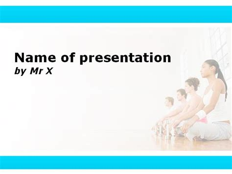 ppt templates for yoga powerpoint templates yoga choice image powerpoint