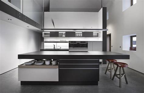 best modern kitchen design black and white modern kitchen best 25 black white