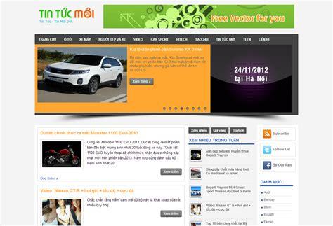 templates para blogger unisex template gr 225 tis para blog de not 237 cias ou automotivo xml