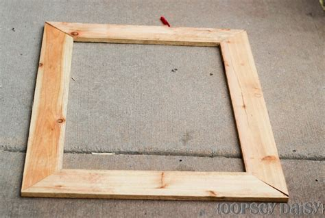 woodworking picture frames woodwork diy wood picture frame pdf plans
