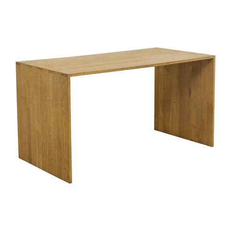 Crate And Barrel Computer Desk Wood Desk Best Home Design 2018