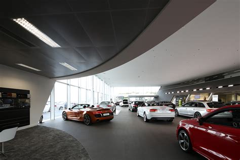 audi dealership johnstone s audi winner painting and decorating news