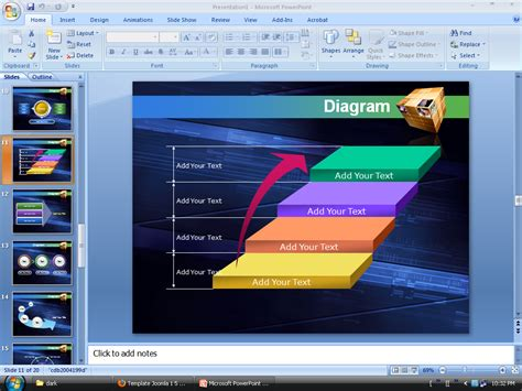 cara membuat power point keren 2010 top search keren power point template best power point