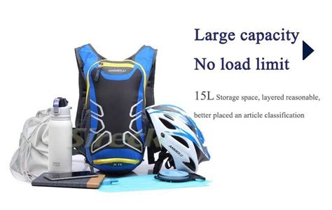 Eiger Hydration Bladder Tpu 15l anmeilu 15l hydration backpack 2l water bag outdoor sports hiking climbing cing cycling