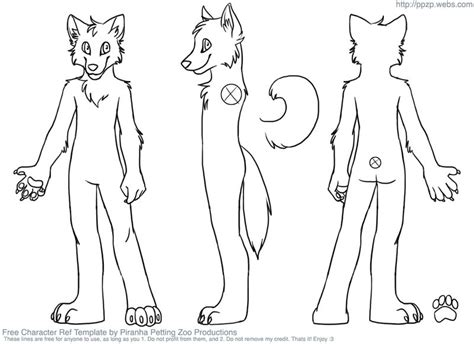 ref fursona by ozrenleera on deviantart