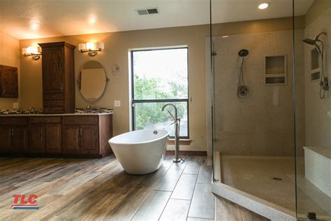 Modern Wood Bathroom by Modern Bathroom Remodel By Tlc 7 Photos Tlc Plumbing