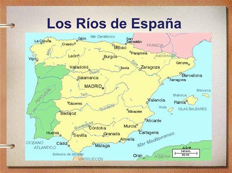los rios de espana resultado de imagen de rios de espa 209 a rios de espa 209 a