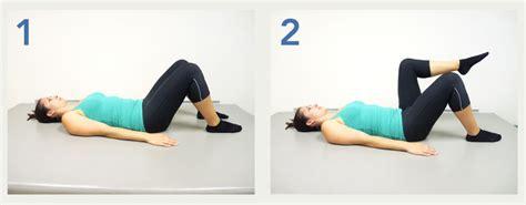 scoliosis exercises choc children s