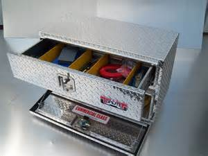 truck toolbox underbody with drawer by brute