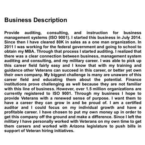 Can My Company Pay For My Mba by Business Operations Support Services Llc