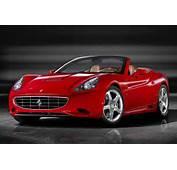 Ferrari California Photos