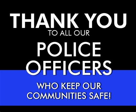 National Thank A Officer Day by Illinois State Representative Michael Mcauliffe Thank A