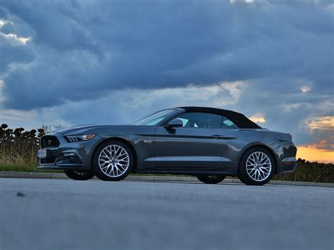 Auto Motor Mustang by Ford Mustang V8 Cabrio Testbericht Auto Motor At