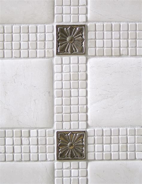 accent tiles wayfair natural stone 11 x 4 slate border 14 listello in multicolor clipgoo