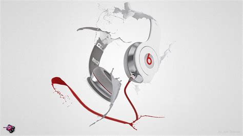 Headset Dr Beat beats by dr dre hd wallpapers free headphones
