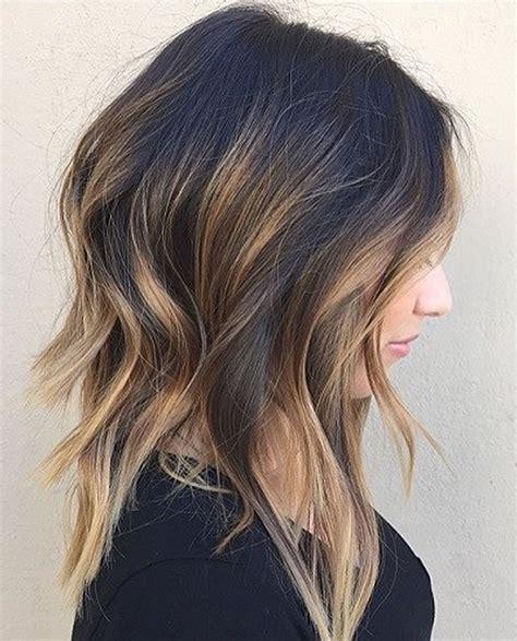 long lob 2 layers 25 layered long bob hairstyles and lob haircuts 2018