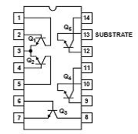 application of the ca3018 integrated circuit transistor array electronic integrated circuits ics march 2010