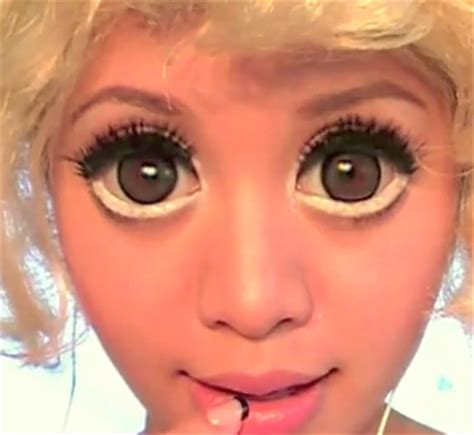 baby doll contact lenses north & watsondrs. north