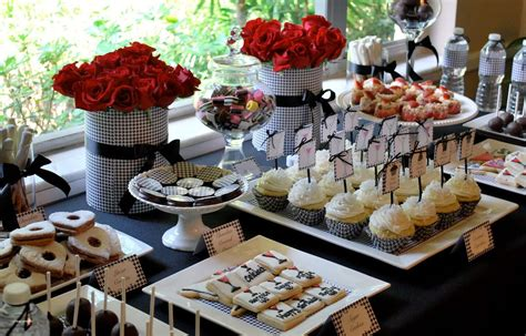 lovely birthday party finger food ideas for adults