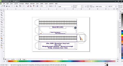 Desain Kemasan Dengan Coreldraw X4 | download dorel draw x4 portable
