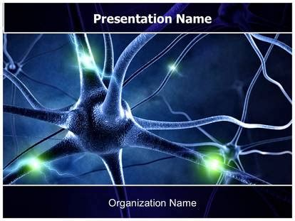 Free Neurology Medical Powerpoint Template For Medical Powerpoint Presentations Free Neurology Powerpoint Templates