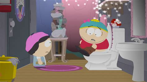 South Park Bathroom by Quot Erica Quot Meets Quot Wendyl Quot Clip South Park Studios