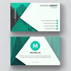biodegradable business cards corporate green business card psd file free