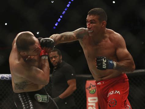 Ufc Light Heavyweight Rankings by Mma Fighter Rankings July Edition Werdum Takes