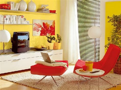 red and yellow living room yellow red living room den livingroom pinterest