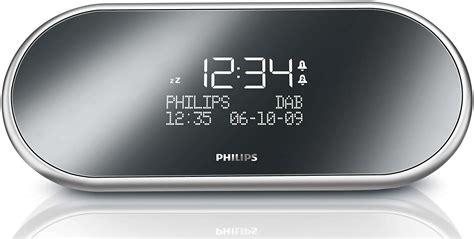 digital tuning clock radio ajb philips