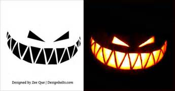 10 free scary pumpkin carving 10 free scary pumpkin carving stencils patterns