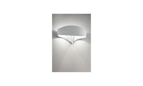 selene illuminazione selene illuminazione applique moderno serie scudo in acciaio