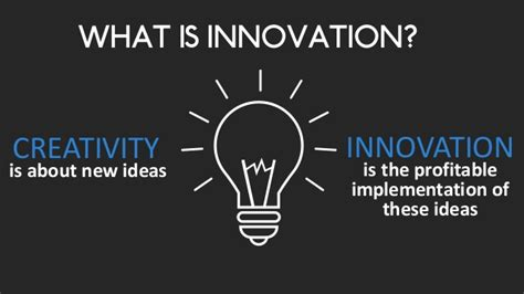 Best Innocation Ideas For Who Did Mba by The Science Of Innovation Facts Systems Best Practices