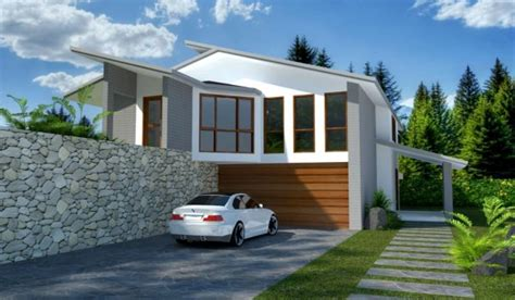 split level sloping block house designs split level home designs australia home design
