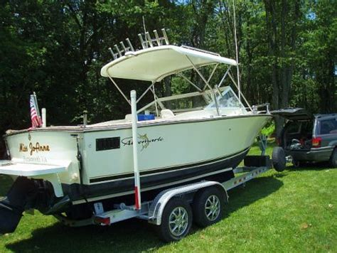 fishing boat for sale pa 1981 21 foot albemarle s f fishing boat for sale in