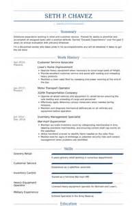 Crane Operator Resume Sle by Plant Operator Resume Format Bestsellerbookdb