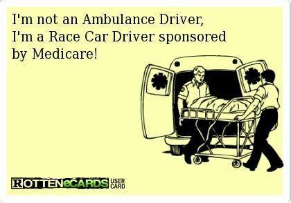 Ambulance Driver Meme - i m not an ambulance driver i m a race car driver