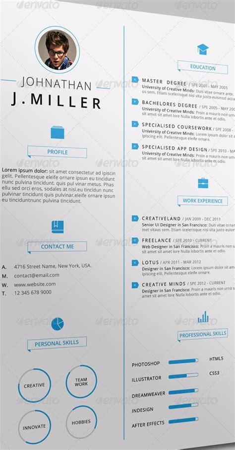 X Clean Resume Free awesome free resume cv templates 56pixels