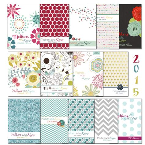 printable planner cover 2015 mormon mom planners monthly planner weekly planner 2015