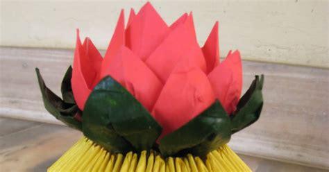 3d Origami Pot - 3d origami flower pot
