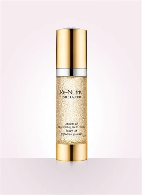 Product Review Estee Lauder Perfectionist Peelpro by Est 233 E Lauder Re Nutriv Ultimate Lift Regenerating Youth Serum