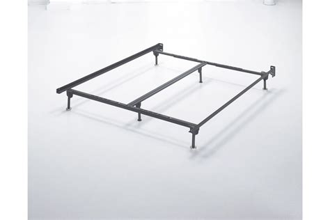 Bolt On Bed Frame Frames And Rails Q K Ck Bolt On Bed Frame In Black By
