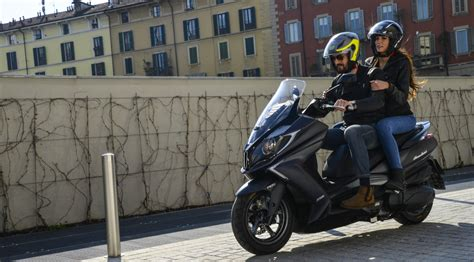 Csun Mba 210 by Kymco Downtown 350i Abs 5 46